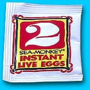 Sea-Monkeys Replacement Eggs &Purifier (1 per Household)