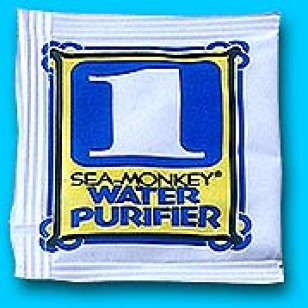Sea-Monkeys Water Purifier (Packet #1)