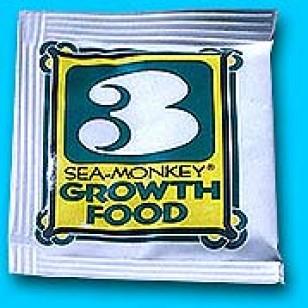 Sea-Monkey Growth Food