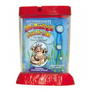 Sea-Monkeys Ocean Zoo Kit